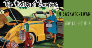 The History of Camping
